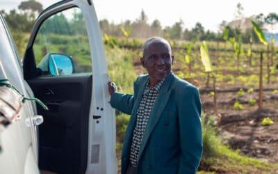 MEET US: Babu – driven by farming